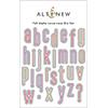 Altenew Tall Alpha Lowercase Die Set