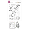 Altenew Tall Foliage Simple Stamp & Die & Coloring Stencil Bundle