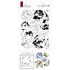 Altenew Book Engravings Stamp & Die & Coloring Stencil Bundle