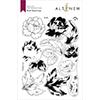 Altenew Book Engravings Stamp Set
