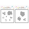 Altenew Fairy Tale Florals Simple Coloring Stencil Set (2 In 1)