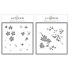 Altenew Hill Blossoms Layering Stencil Set