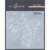 Altenew Majestic Bloom 3D Embossing Folder