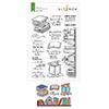 Altenew Tall Tale Stamp & Die Bundle