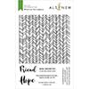 Altenew Whimsical Herringbone Stamp Set