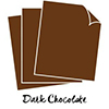 Papertrey Ink / Ink To Paper Perfect Match Dark Chocolate Cardstock