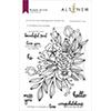 Altenew Bouquet Of Love Stamp Set