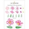 Altenew Craft-A-Flower: Cistus Layering Die Set