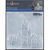 Altenew Geometric Castle 3D Embossing Folder
