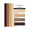 Altenew Gradient Cardstock Set - Coffee Break