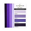Altenew Gradient Cardstock Set - New Purple