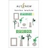 Altenew Mantel Decor - Spring Die Set