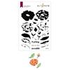 Altenew Marbled Bloom Stamp & Die Bundle