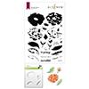 Altenew Marbled Bloom Stamp & Die & Mask Stencil Bundle