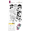 Altenew Scalloped Ornaments Stamp & Die & Coloring Stencil Bundle