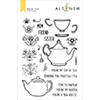 Altenew Tea For Two Stamp Set