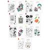 Altenew Whimsical Wonder Coordinating Stamp & Die Release Bundle