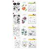 Altenew Whimsical Wonder Coordinating Stamp & Die & Stencil Release Bundle