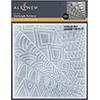 Altenew Zentangle Patterns 3D Embossing Folder
