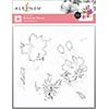 Altenew Bitterroot Flower Layering Stencil