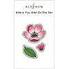 Altenew Adore You Add-On Die Set