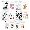 Altenew Eclectic Vibes Coordinating Stamp & Die Release Bundle