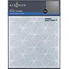 Altenew Illusion Triangles 3D Embossing Folder