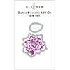 Altenew Dahlia Blossoms Add-On Die Set