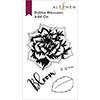 Altenew Dahlia Blossoms Add-On Stamp Set
