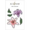 Altenew Inky Lily Die Set