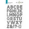 Altenew Modern Alphabet Stamp Set