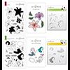 Altenew Modern & Edgy Coordinating Stamp & Die & Stencil Release Bundle