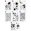 Altenew Modern & Edgy Stamp Release Bundle