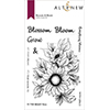 Altenew Blossom & Bloom Stamp Set
