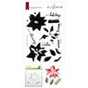 Altenew Dry Brush Poinsettia Stamp & Die & Stencil Bundle