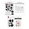 Altenew Fan Favorites: Simple Flowers Complete Stamp & Die Bundle