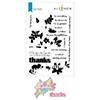 Altenew Floral Thanks Stamp & Die Bundle