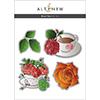 Altenew Rose Tea Die Set
