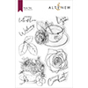 Altenew Rose Tea Stamp Set