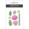 Altenew Simple Flowers Add-On Die Set