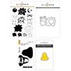 Altenew Fan Favorites: Bells And Bows Complete Stamp & Die Bundle