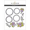 Altenew Floral Halos Die Set