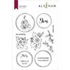 Altenew Floral Halos Stamp Set