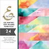 Altenew Gel Printing: Soft Washes 6X6 Paper Pack