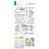 Altenew True Friends Stamp & Die & Coloring Stencil Bundle
