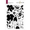 Altenew Whirlwind Flowers Stamp Set