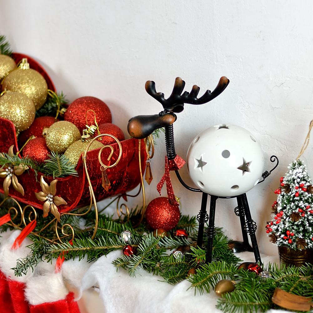 Christmas Home Decor Tour.