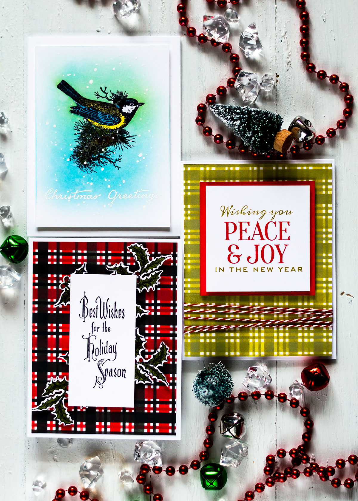 Simon Says Stamp STAMPtember Tim Holtz exclusive. Cards by Svitlana Shayevich
